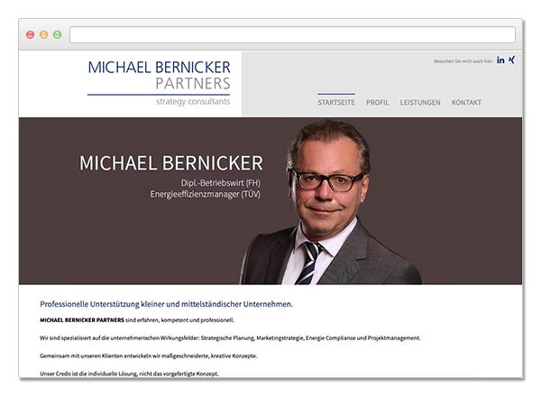 Michael Bernicker